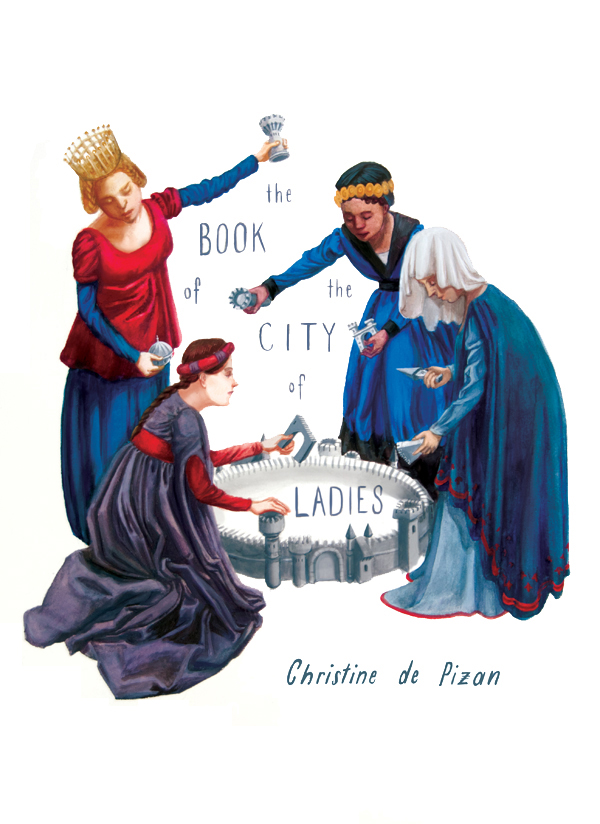 The Book of the City of Ladies, illustration.
